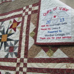 Custom Quilts of Valor