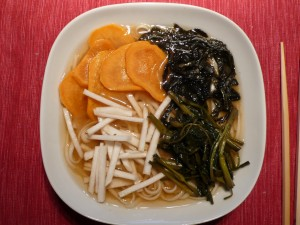 Japanese inspired soup