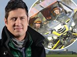 A TwoFour Production Under strict embargo until 00.01 on Tuesday 29th March DRIVE  Picture Shows: Host VERNON KAY Drive is a brand new entertainment series which features the thrills and spills of motor racing, and pitches eight well-known celebrities against each other in an adrenaline- charged race with a difference. Drive is hosted by Vernon Kay, with UK racing legend and double British Touring Car champion Jason Plato on hand with expert advice. Celebrities taking to the tracks are: rapper Professor Green, singer Ella Eyre, TV personality Louis Walsh, actor and comedian Jonny Vegas, Olympic athlete Colin Jackson, TV presenter Mariella Frostrup, weather expert Laura Tobin and broadcaster Angus Deayton.