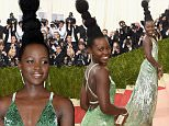 """NEW YORK, NY - MAY 02:  Lupita Nyong'o attends the """"Manus x Machina: Fashion In An Age Of Technology"""" Costume Institute Gala at Metropolitan Museum of Art on May 2, 2016 in New York City.  (Photo by Jamie McCarthy/FilmMagic)"""