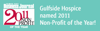 Gulfside Hospice Named 2011 Non-Profit of the Year