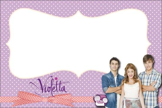 tarjetas de violetta para descargar gratis