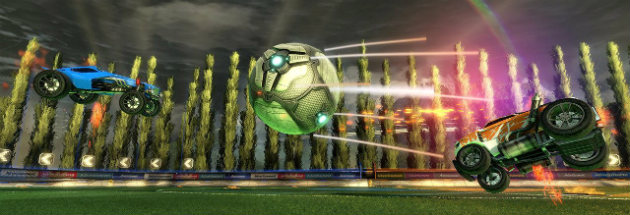 Game Design Deep Dive: Rocket jumping in  Rocket League