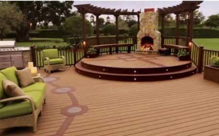 decks patio furniture decorating ideas 2012 Patio Deck Design Luxury