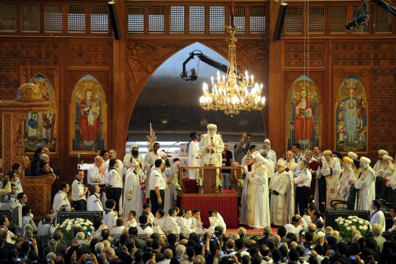Rising numbers of Christians in Islamic countries could pose threat to social order