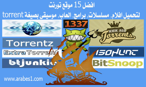 Top best torrent sites