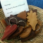 Keyrings By Paul & Renate O'Donnell £4