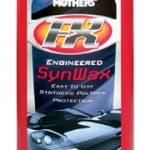 car wax reviews - mothers fx synwax