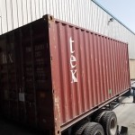SIDE PANEL OF THE CONTAINER
