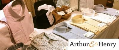 Arthur & Henry fair trade shirts for men