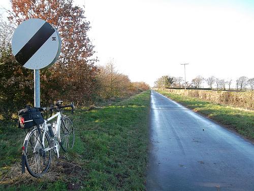 Rural Road Speed Limit