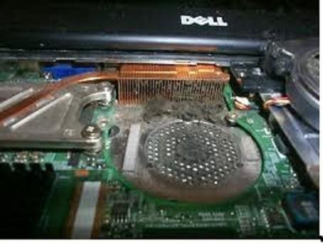 Vệ sinh laptop đúng cách