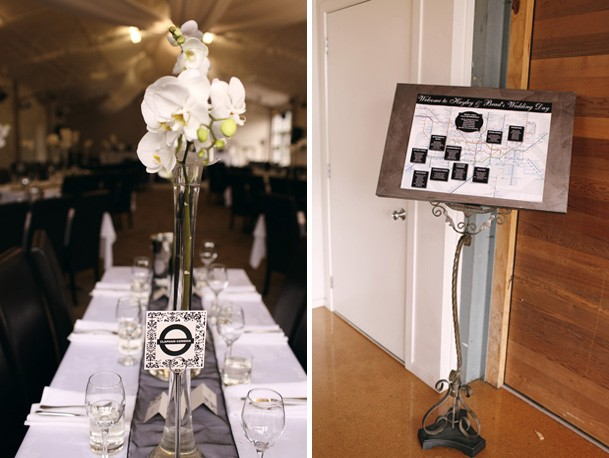 Classic Black and White Inspiration from New Zealand - 35 black white classic wedding