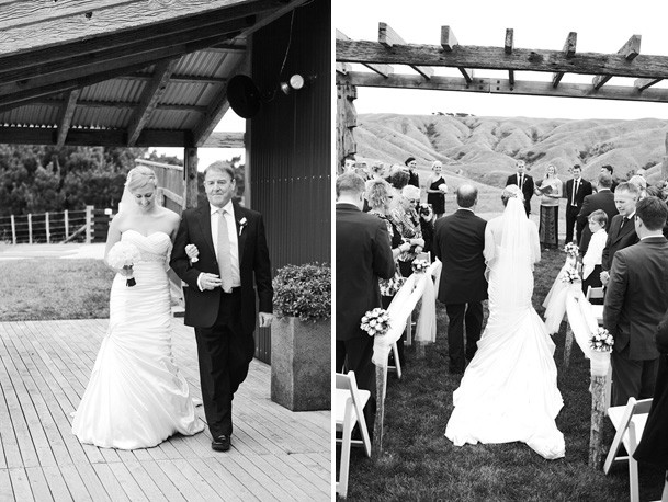 Classic Black and White Inspiration from New Zealand - 15 new zealand wedding
