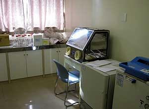 酵母培養設備