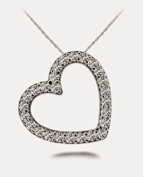 Diamond Attractive Jewellery for eid