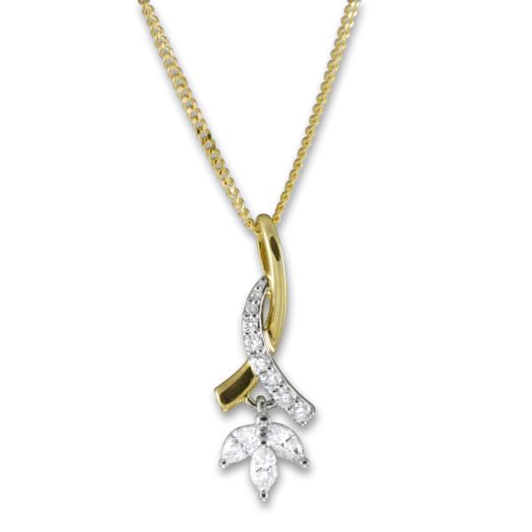 Diamonde styles of jewellery for girls on eid