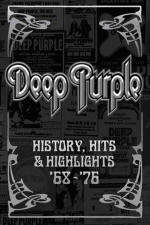 Deep Purple - History, Hits & Highlights 1968-76