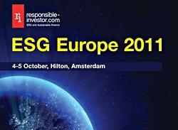 Logo ESG Europe 2011