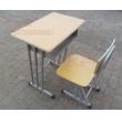 全方管L型课桌椅