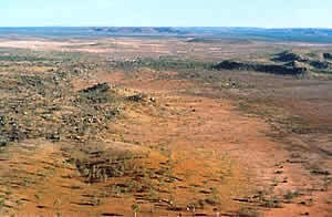 Riversleigh from the air