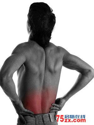 按摩几个部位有效缓解腰痛