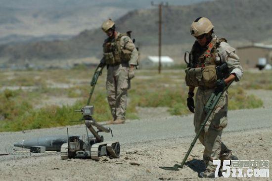 美国陆军缩减步兵班编制 或用机器人填补战力