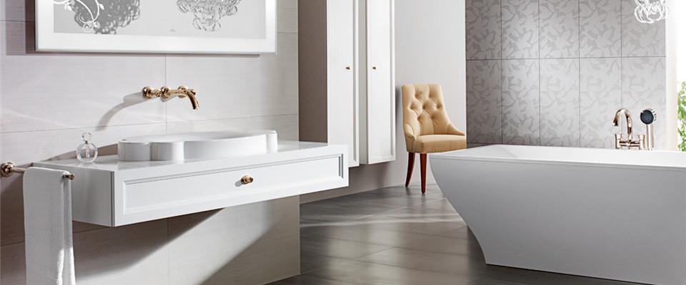 мебель и ванна Villeroy&Boch LA BELLE