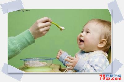 喂养宝宝要注意的错误路线