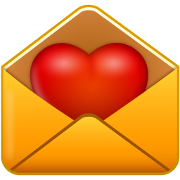 email-love256 情书