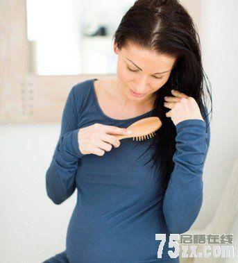 孕晚期护理头发、皮肤的妙招