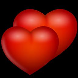 hearts256 红心