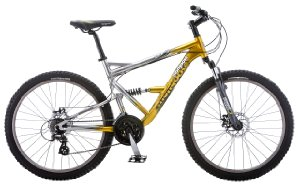 Mongoose Status 3.0-Dual-Suspension, Mountain Bike with 26-Inch Wheels