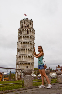Kristen and the Tower