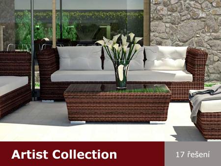 Ratanový nábytek Artist Design Collection