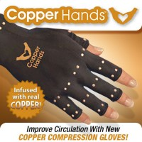 copper hands compression technology