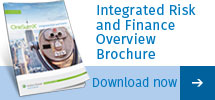 Integrated Risk & Finance Overview Brochure