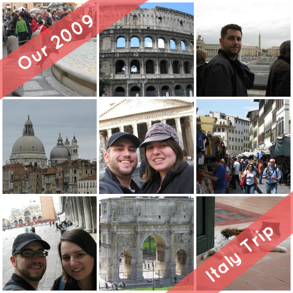 Our 2009 Italy Trip