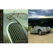 Jaguar XK 120 Anatomy of a Cult Object Vol 1 English Edition IN STOCK NOW