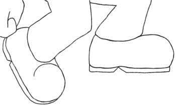 How to Draw Mario Shoes
