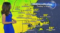 'Breezy, sunny, warmer - and no rain. Watch Danielle Niles's weather forecast for the week ahead: http://boston.cbslocal.com/video/3397283-wbz-accuweather-morning-forecast-for-may-9/?cid=facebook_WBZ_ _CBS_Boston'