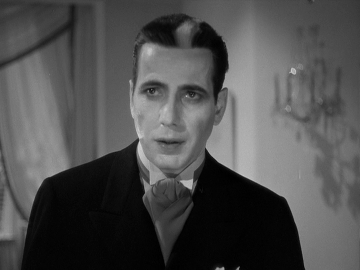 Doing his Susan Sontag impression in The Return of Dr. X (1939)