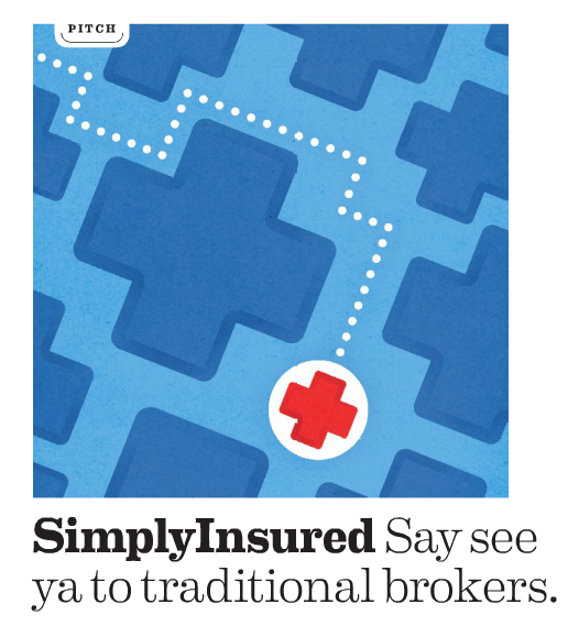 SimplyInsured's Health Insurance Service Featured in Southwest Airlines Magazine