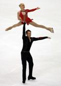 Caitlin Yankowskas and John Coughlin, Competitors, 2011 World Figure Skating Championships