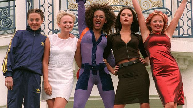 This Mini Spice Girls Reunion Could Be The Start Of Something Big