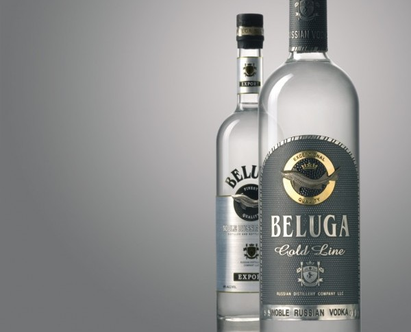russian vodka beluga