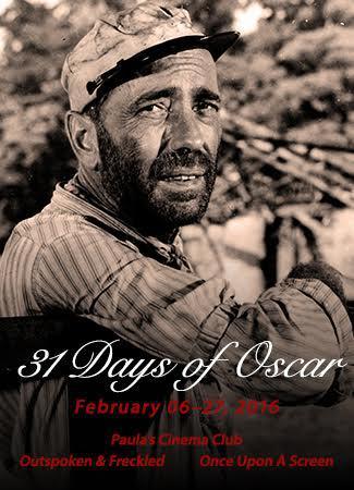 31 Days of Oscar 2016 banner
