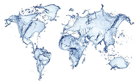 world water supply