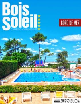 Camping Bois Soleil - St Georges-de-Didonne