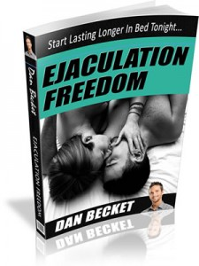 Ejaculation Freedom Premature Ejaculation Course